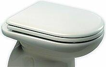 Bemis 3143CPT000 WC-Sitz, passgenau für eckige