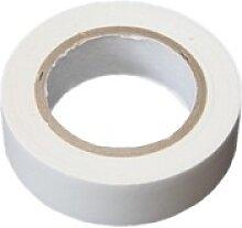 BEMKO Isolierband 10m/15mm weiß Klebeband Band