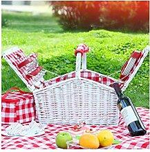 BEN-YI Outdoor Picknickkorb Isolierung