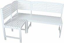 Benelando Gartenmöbel Sitzecke aus Eukalyptusholz