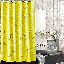 Benfa Seestern duschvorhänge Duschvorhänge Anti
