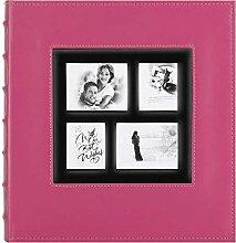 Benjia Fotoalbum, 500 Hüllen, 15,2 x 10,2 cm,