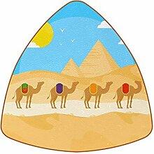 Bennigiry Ägyptische Pyramide Kamel Leder