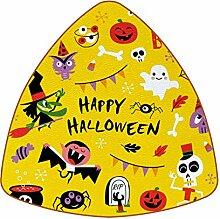 Bennigiry Happy Halloween Design Elements Leder