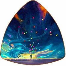 Bennigiry Luftballons Fantasy Storm Leder
