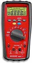 Benning MM 7-1 Digital-Multimeter TRUE-RMS, 044085