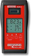 Benning SUN 2 Einstrahlungs Temperaturmessgerät, 050420