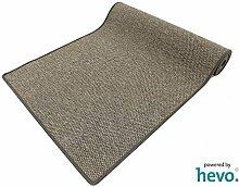 Benny braun Dänisches Flachgewebe HEVO® Teppich | Kinderteppich | Spielteppich 067x400 cm