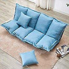 BENREN Lazy Sofa, Einzelklappsofa, Tatami, Kleines