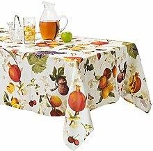 Benson Mills Botanique Tischdecke für drinnen und