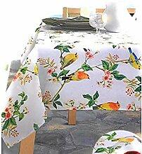 Benson Mills Songbirds Stoff-Tischdecke für