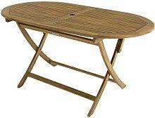 Bentley Garden - Gartentisch/Klapptisch aus Holz -
