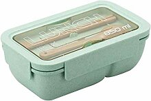 Bento Box Brotdose 800 / 850Ml Weizenstroh