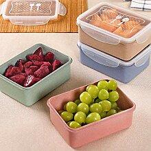 Bento Box Food Storage Box Umweltfreundlich