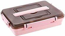 Bento-Box, Lunchbox, BPA-freie Bento-Box, Kann In