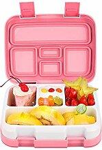 Bento Box Lunchbox für Kinder, auslaufsicher, 5
