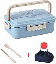 Bento Box Lunchbox Mikrowelle Auslaufsicher Bento