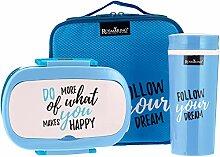 Bento Box Rosmarino I Lunchbox mit 2 Fächern I