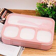 Bento Boxen 1000ml Partition Leak-Proof Lunch Box