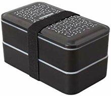 Bento Boxen 2000ml Double Layer Lunch Box Portable