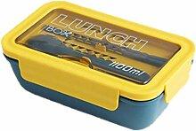 Bento Boxen Kreative 1100ml Mikrowelle Brotdose