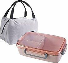 Bento Boxen Mikrowelle Lunch Box Leak-Proof