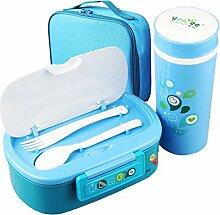 Bento Lunchbox mit Thermobecher in Einer