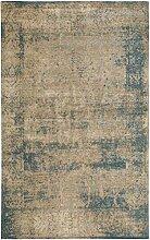 Benuta Flachgewebe Teppich Frencie Baroque Beige