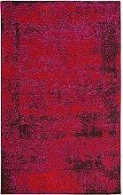 Benuta Flachgewebe Teppich Frencie Baroque Rot
