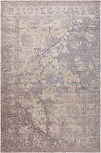 Benuta Flachgewebe Teppich Frencie Vintage Lila