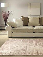 benuta Flachgewebe Teppich Stay Beige 120x180 cm |