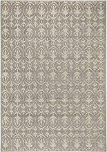 benuta Teppich Summer Hellgrau 100x150 cm  
