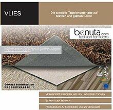 benuta Teppichunterlage Vlies für textile Böden
