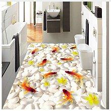 Benutzerdefinierte 3D Boden Wandbild Tapete