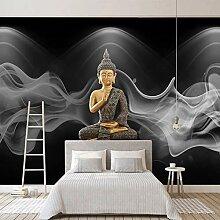 Benutzerdefinierte 3D-Fototapete Abstrakter Rauch