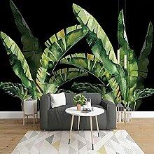 Benutzerdefinierte 3D Fototapete Pflanze Grüne