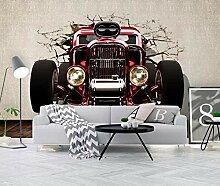 Benutzerdefinierte 3D Fototapete Schlafzimmer