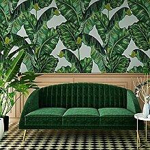 Benutzerdefinierte 3D Grüne Pflanze Bananenblatt