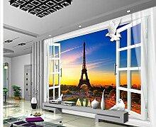 Benutzerdefinierte 3D Hintergrundbild 3D Fenster