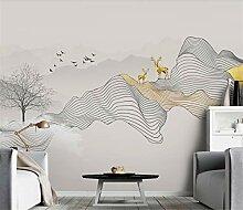 Benutzerdefinierte 3D-Tapete Für Wandgemälde,