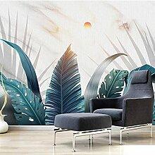 Benutzerdefinierte 3D Wallpaper Handgemalte Nordic