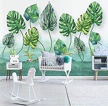 Benutzerdefinierte 3d wallpaper Nordic tropische