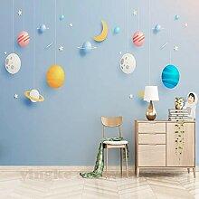 Benutzerdefinierte 3D Wandbild Bettwäsche Zimmer