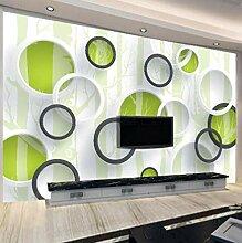 Benutzerdefinierte 3D Wandbild Tapete Moderne