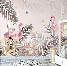 Benutzerdefinierte 3D Wandbild Tapete Tropische
