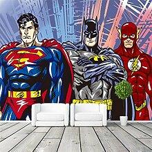 Benutzerdefinierte 3D Wandbilder Batman Wallpaper