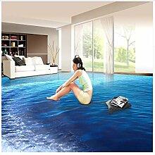Benutzerdefinierte Bodenbelag 3D Wandbild Tapete