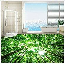 Benutzerdefinierte Bodenbelag Fototapete 3D Natur