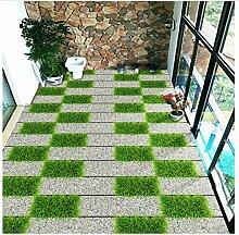 Benutzerdefinierte Foto Tapeten 3D Bluestone Path