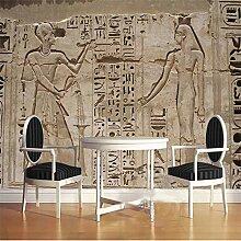 Benutzerdefinierte Fototapete 3D Altes Ägypten